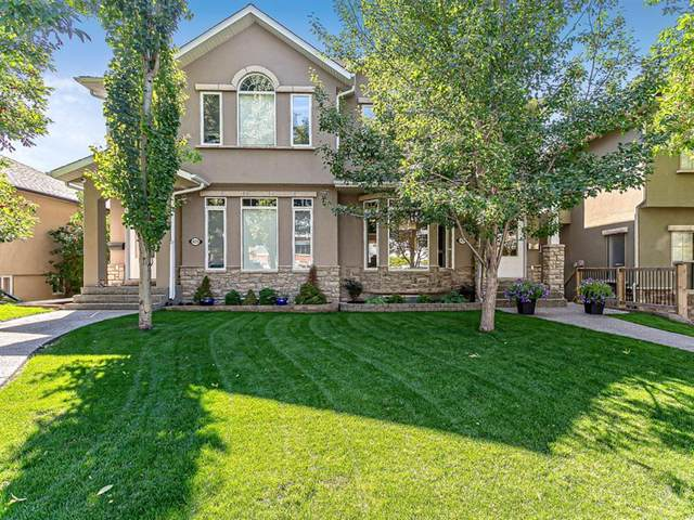 1627 17 Avenue NW, Calgary, AB T2M 0R8 (#A1040003) :: Western Elite Real Estate Group