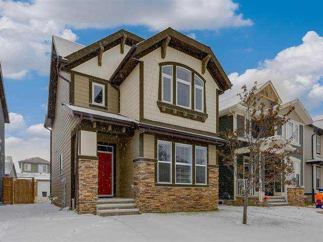 34 Marquis Gardens SE, Calgary, AB T3M 2A8 (#A1040016) :: Canmore & Banff