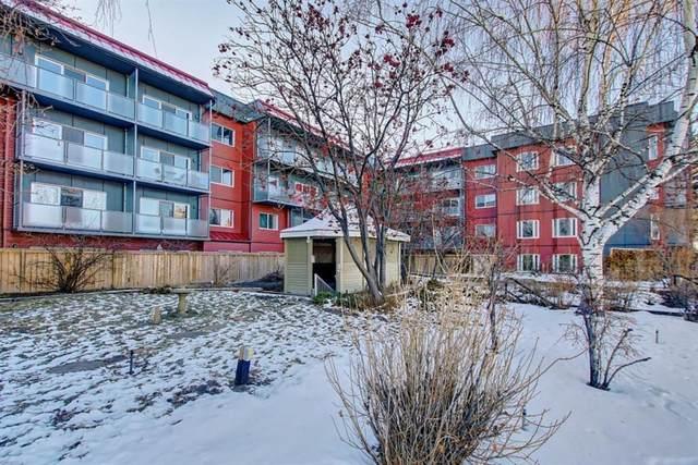 333 Garry Crescent NE #427, Calgary, AB T2K 5W9 (#A1040028) :: Canmore & Banff