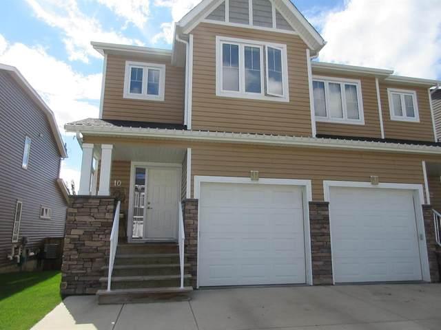 10 Shaw Close, Red Deer, AB T4R 0L3 (#A1040039) :: Redline Real Estate Group Inc