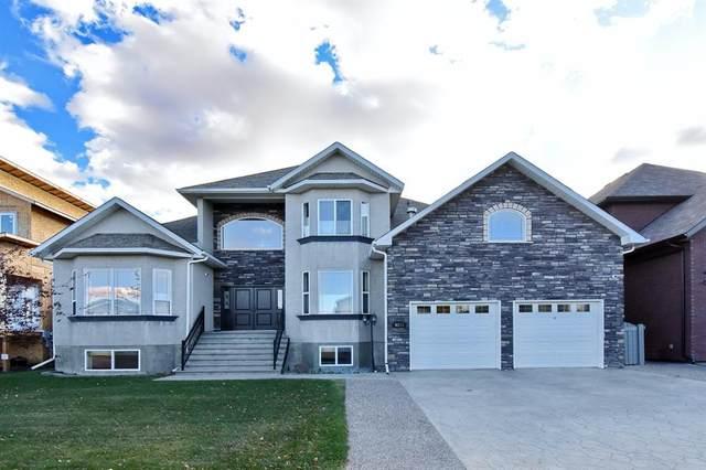 9213 Lakeshore Drive, Grande Prairie, AB T8X 8C7 (#A1040074) :: Canmore & Banff