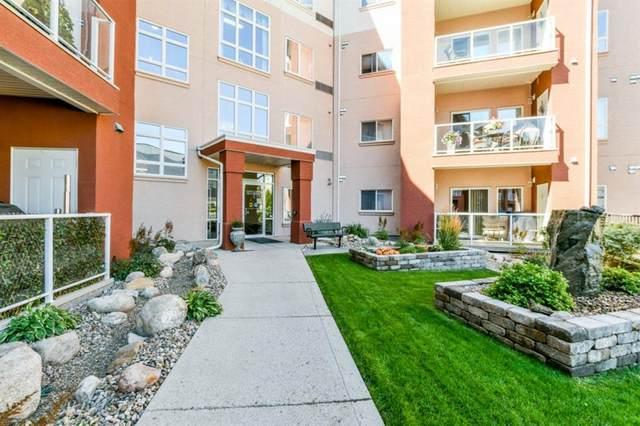 2800 13 Avenue SE #427, Medicine Hat, AB T1A 3P9 (#A1040098) :: Canmore & Banff