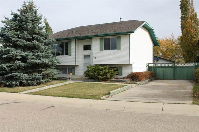 58 Westglen Boulevard, Blackfalds, AB T0M 0J0 (#A1040116) :: Western Elite Real Estate Group