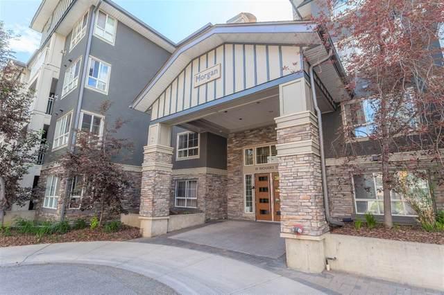 35 Richard Court SW #122, Calgary, AB T3E 7N9 (#A1040131) :: Western Elite Real Estate Group