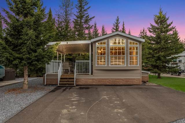 32379 Range Road 55 #82, Rural Mountain View County, AB T0M 1X0 (#A1040136) :: Calgary Homefinders