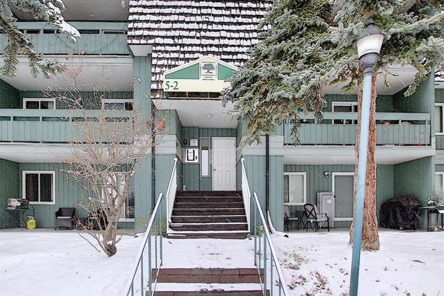 315 Southampton Drive SW #5208, Calgary, AB T2W 2T6 (#A1040143) :: Canmore & Banff