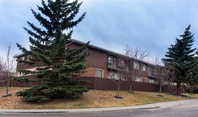 11403 8 Street SW 1-10, Calgary, AB T2W 2N4 (#A1040145) :: Canmore & Banff