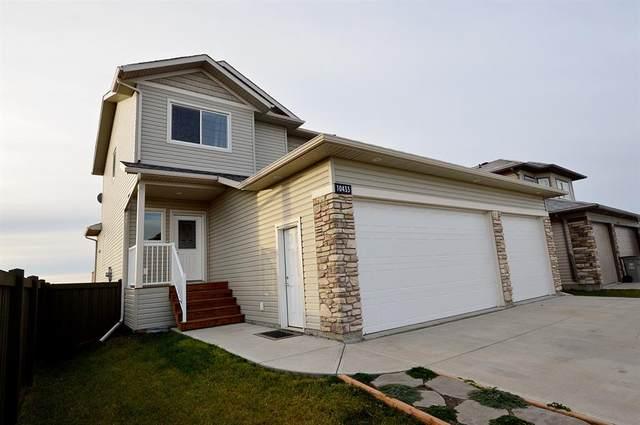10433 128 Avenue, Grande Prairie, AB T8V 4J9 (#A1040149) :: Canmore & Banff