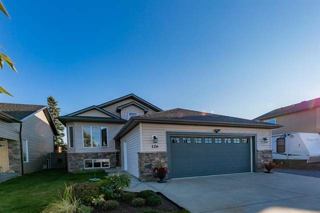 126 Muldoon Crescent, Hinton, AB T7V 0A1 (#A1040157) :: Canmore & Banff