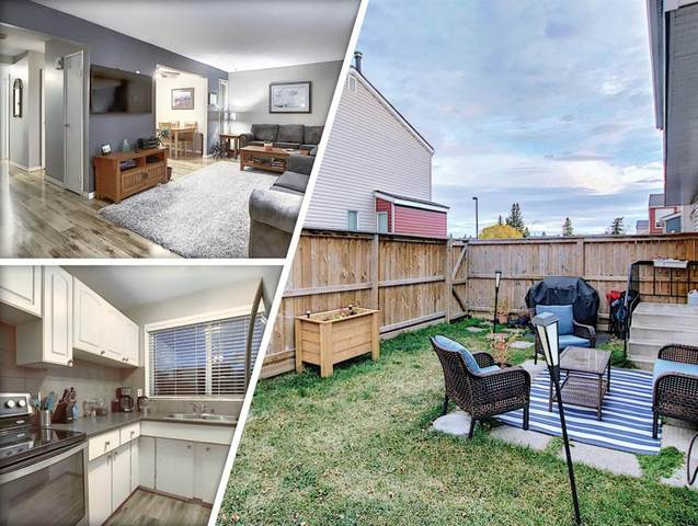 5425 Pensacola Crescent SE #90, Calgary, AB T2A 2G7 (#A1040260) :: Calgary Homefinders