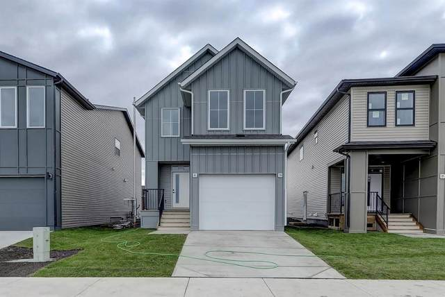 221 Copperleaf Way SE, Calgary, AB T2Z 5E8 (#A1040275) :: Canmore & Banff