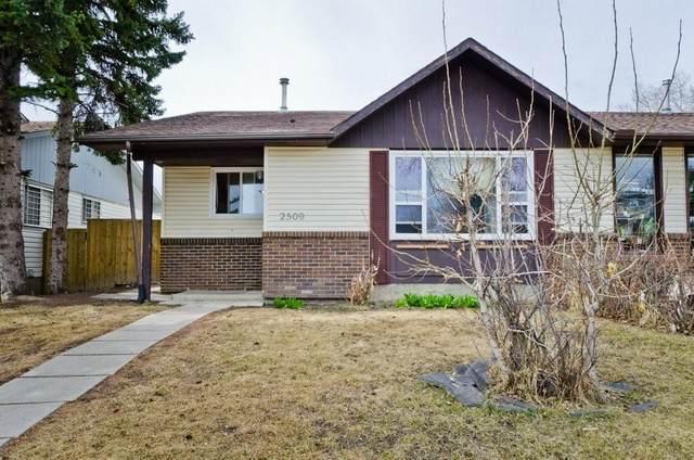 2509 62 Street NE, Calgary, AB T1Y 2M1 (#A1040289) :: Canmore & Banff