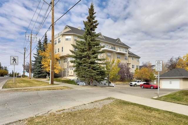 6650 Old Banff Coach Road SW #103, Calgary, AB T3H 4J4 (#A1040303) :: Canmore & Banff