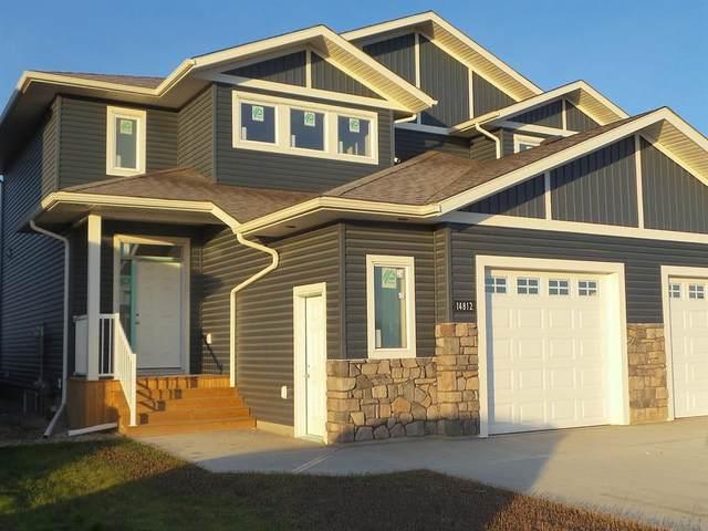14812 104 Street, Rural Grande Prairie No. 1, County of, AB T8X 0S1 (#A1040332) :: Calgary Homefinders