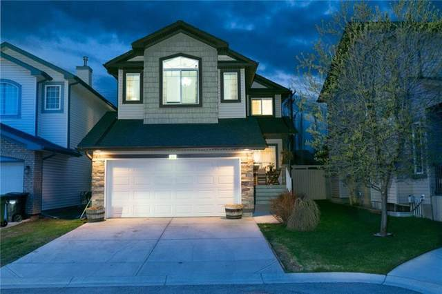 339 Bridlemeadows Common SW, Calgary, AB T2Y 5C4 (#A1040333) :: Canmore & Banff