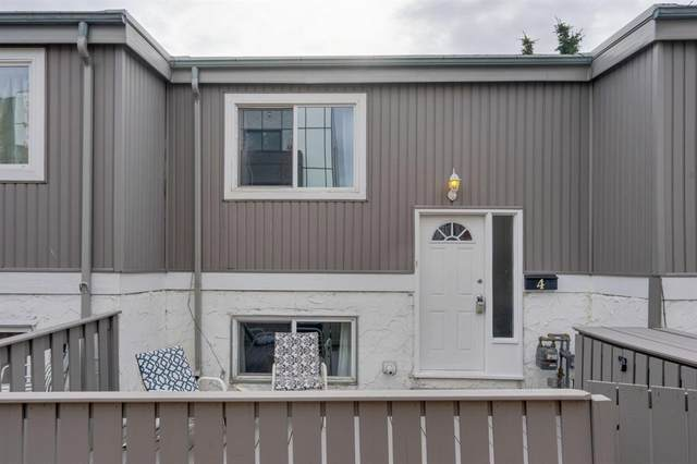 459 Huntsville Crescent NW #4, Calgary, AB T2K 4W3 (#A1040334) :: Canmore & Banff