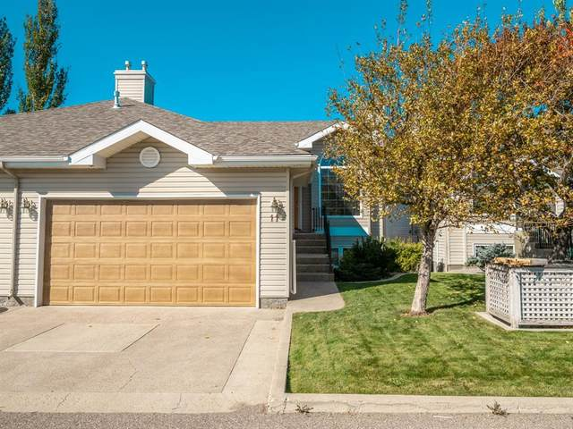 990 Scenic Drive S #11, Lethbridge, AB T1J 4R7 (#A1040342) :: Calgary Homefinders