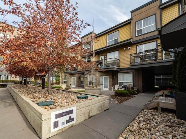 2416 34 Avenue SW #201, Calgary, AB T2T 2T8 (#A1040349) :: Canmore & Banff