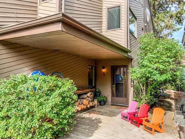 838 3RD Street #1, Canmore, AB T1W 2J7 (#A1040389) :: Canmore & Banff