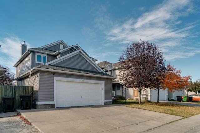 59 Coral Reef Close NE, Calgary, AB T3J 3Y7 (#A1040398) :: Canmore & Banff