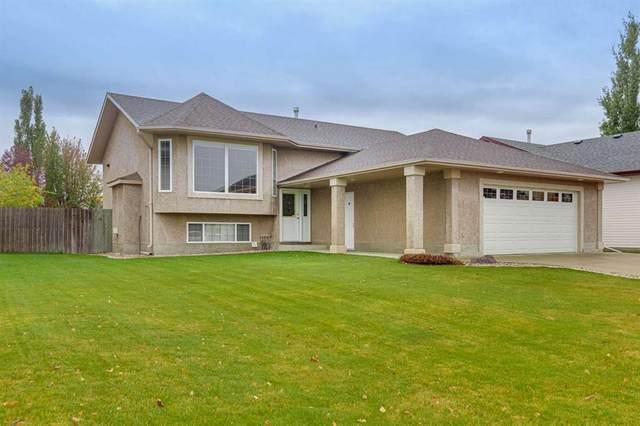 5909 61 Avenue, Ponoka, AB T4J 1T8 (#A1040402) :: Canmore & Banff