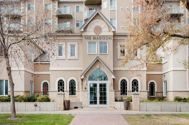 1507 Centre A Street NE #206, Calgary, AB  (#A1040417) :: Western Elite Real Estate Group