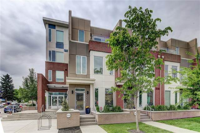 2001 1 Avenue NW, Calgary, AB T2N 2S7 (#A1040419) :: Canmore & Banff
