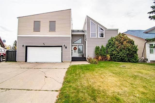 55 Marion Crescent, Red Deer, AB T4R 1N1 (#A1040431) :: Canmore & Banff