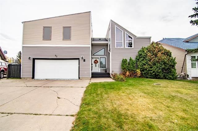 55 Marion Crescent, Red Deer, AB T4R 1N1 (#A1040431) :: Redline Real Estate Group Inc