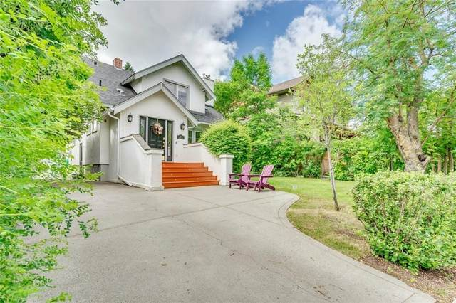 111 Scarboro Avenue SW, Calgary, AB T3C 2H2 (#A1040434) :: Canmore & Banff