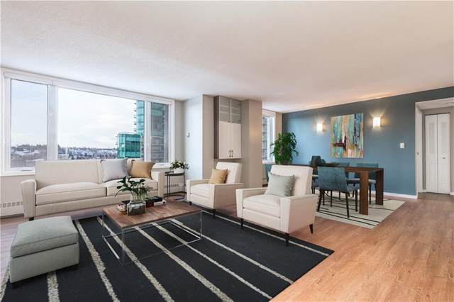 310 8 Street SW #770, Calgary, AB T2P 3P3 (#A1040443) :: Western Elite Real Estate Group