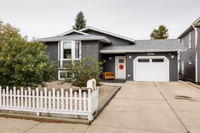 4908 46 Street, Innisfail, AB T4G 1N3 (#A1040449) :: Canmore & Banff