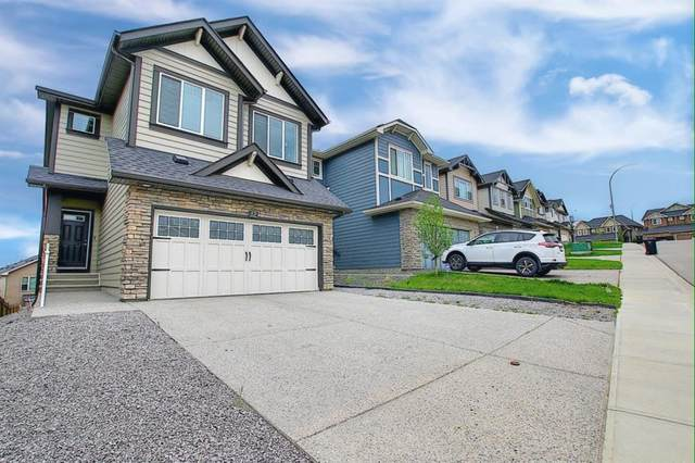 12 Kincora Street NW, Calgary, AB T3R 0N4 (#A1040458) :: Canmore & Banff