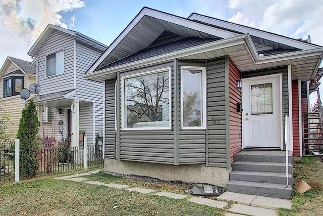 21 Martindale Drive NE, Calgary, AB T3J 1T1 (#A1040470) :: Canmore & Banff