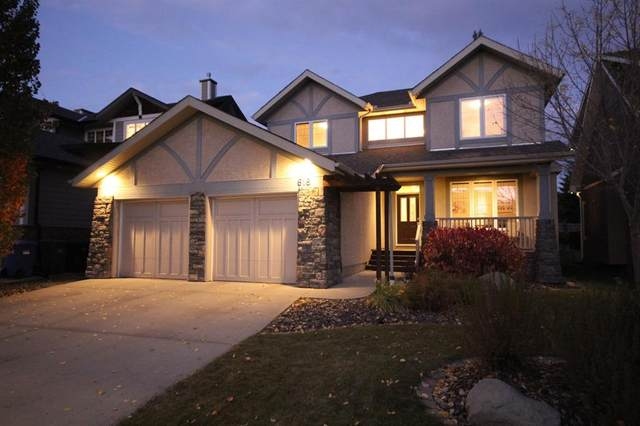 616 Tuscany Springs Boulevard NW, Calgary, AB T3L 2Y2 (#A1040515) :: Canmore & Banff