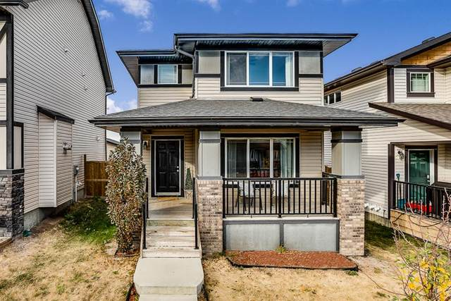 2020 Reunion Link NW, Airdrie, AB T4B 0Z5 (#A1040566) :: Canmore & Banff