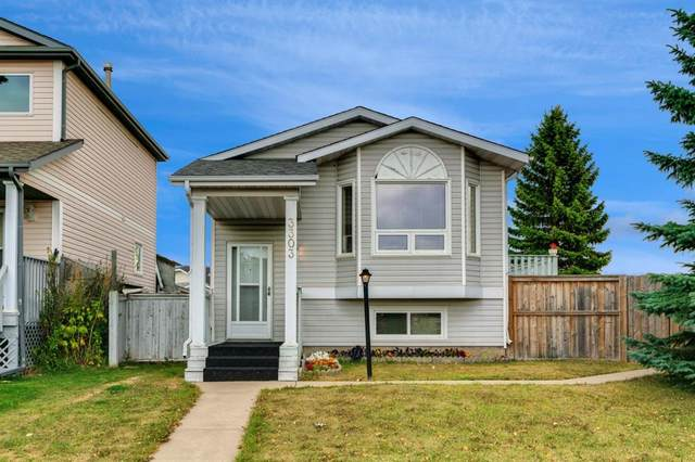 3303 Catalina Boulevard NE, Calgary, AB T1Y 6T8 (#A1040579) :: Western Elite Real Estate Group