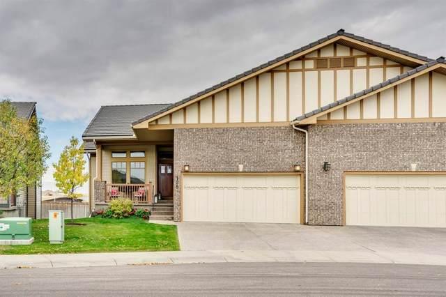 125 Bridle Estates Road SW, Calgary, AB T2Y 0G1 (#A1040583) :: Canmore & Banff