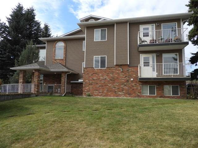 5414 53 Street #103, Lacombe, AB T4L 1C1 (#A1040616) :: Canmore & Banff