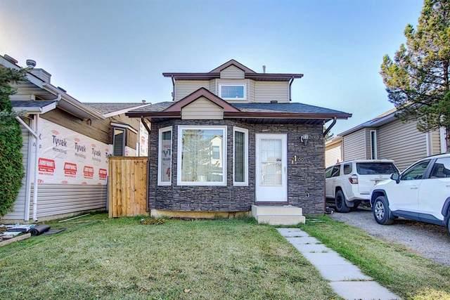 100 Martindale Crescent NE, Calgary, AB T3J 2V9 (#A1040660) :: Canmore & Banff