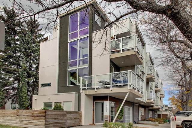 1602 16 Avenue SW, Calgary, AB T3C 1A1 (#A1040676) :: Canmore & Banff