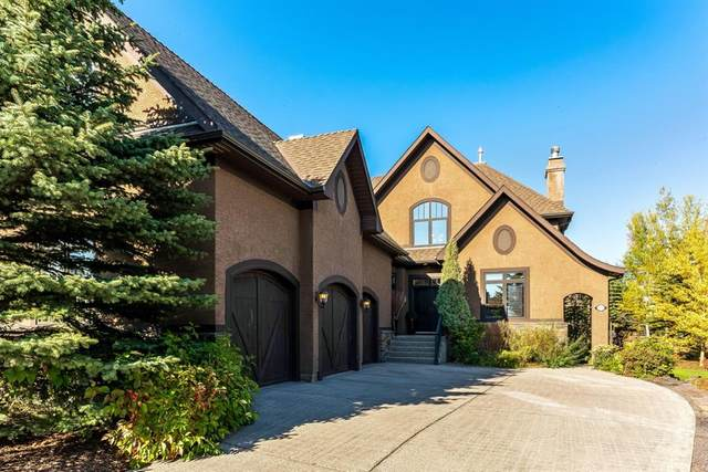 116 Winding River Rise, Rural Rocky View County, AB T3Z 3T5 (#A1040681) :: Canmore & Banff