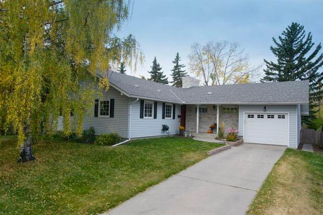 35 Sydney Drive SW, Calgary, AB T2W 0S7 (#A1040691) :: Canmore & Banff