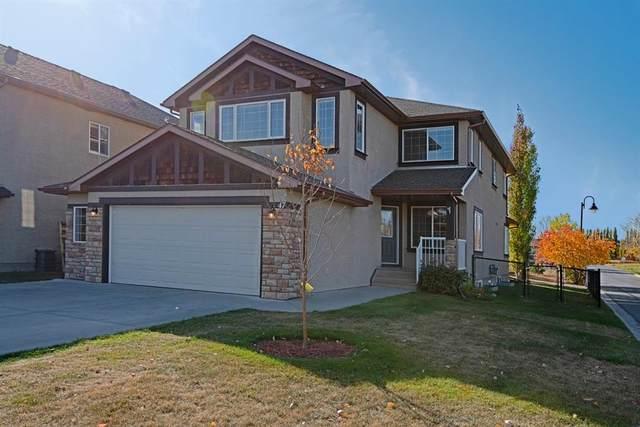 47 Billy Haynes Trail, Okotoks, AB T1S 2N9 (#A1040710) :: Western Elite Real Estate Group