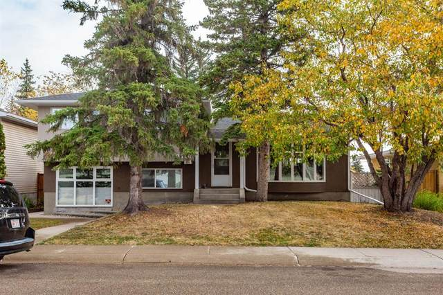 10520 Spadina Drive, Calgary, AB T2W 0T4 (#A1040732) :: Canmore & Banff