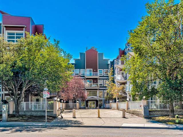 333 Riverfront Avenue SE #339, Calgary, AB T2G 5R1 (#A1040740) :: Canmore & Banff
