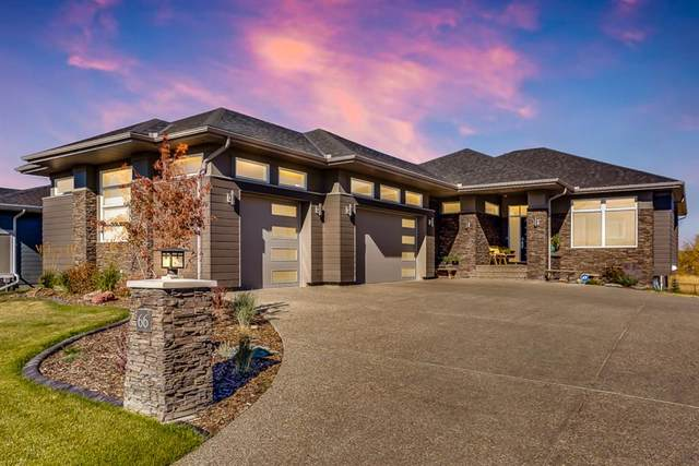66 Cimarron Estates Drive, Okotoks, AB T1S 0R2 (#A1040780) :: Canmore & Banff
