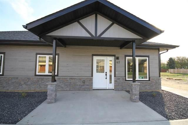 47 Prairie Lake Drive, Taber, AB T1G 2C8 (#A1040782) :: Canmore & Banff