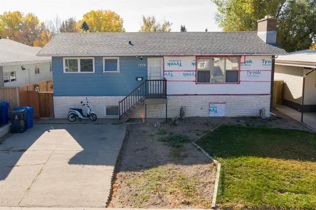 1514 19 Avenue N, Lethbridge, AB T1H 4W1 (#A1040795) :: Western Elite Real Estate Group