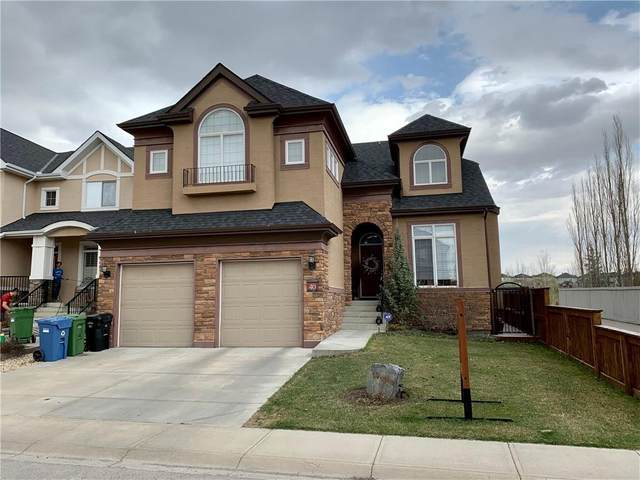 40 Tuscany Estates Point NW, Calgary, AB T3L 0C3 (#A1040831) :: Canmore & Banff